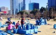 Klyde Warren Park, Dallas, Texas: great public outdoor space to play